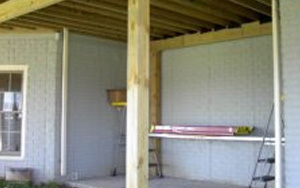 Do You Wish You Had Dry Space For Storage Under Your Deck? DEK Drain® Has The Solution For You