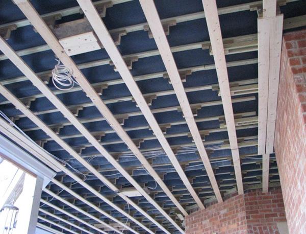 Under Deck Drainage System