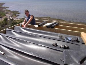 A Versatile Under Deck Drainage System That Will Stand Up To The Weather No Matter Where You Live