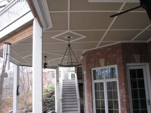 Make Way For An Underdeck Ceiling With A Deck Waterproofing System From DEK Drain®