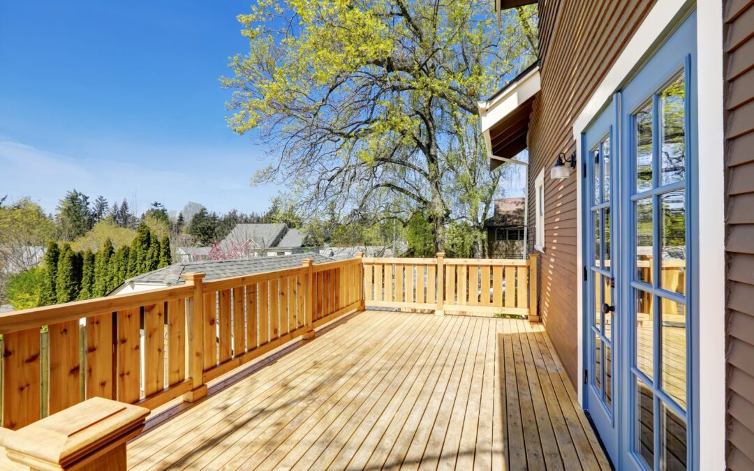 Extend the Life of Your Deck Frame with a Joist Flashing System