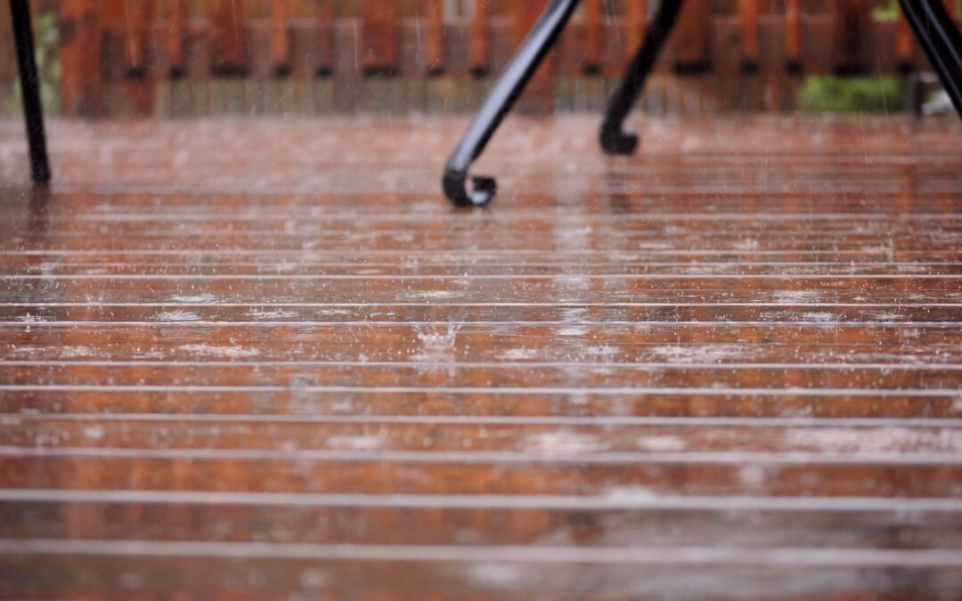 Top 5 Benefits of an Under Deck Water Management System