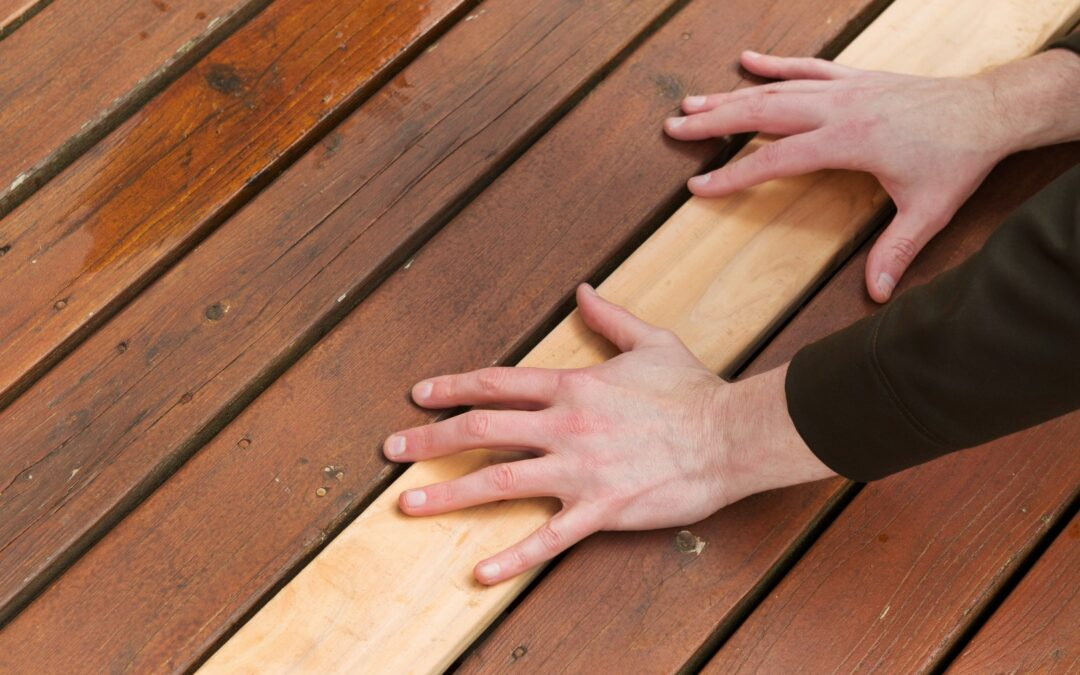 4 Common Deck Defects and How to Fix Them
