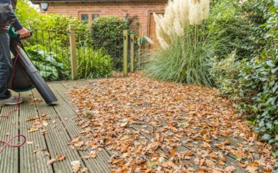 3 Ways Fall Leaves Spell Disaster for Your Home Deck